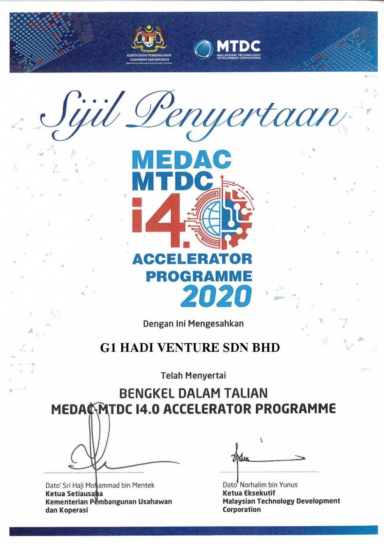 Medac MTDC i.40